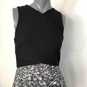 Proenza Schouler Structured A-Line Mini Dress Tech